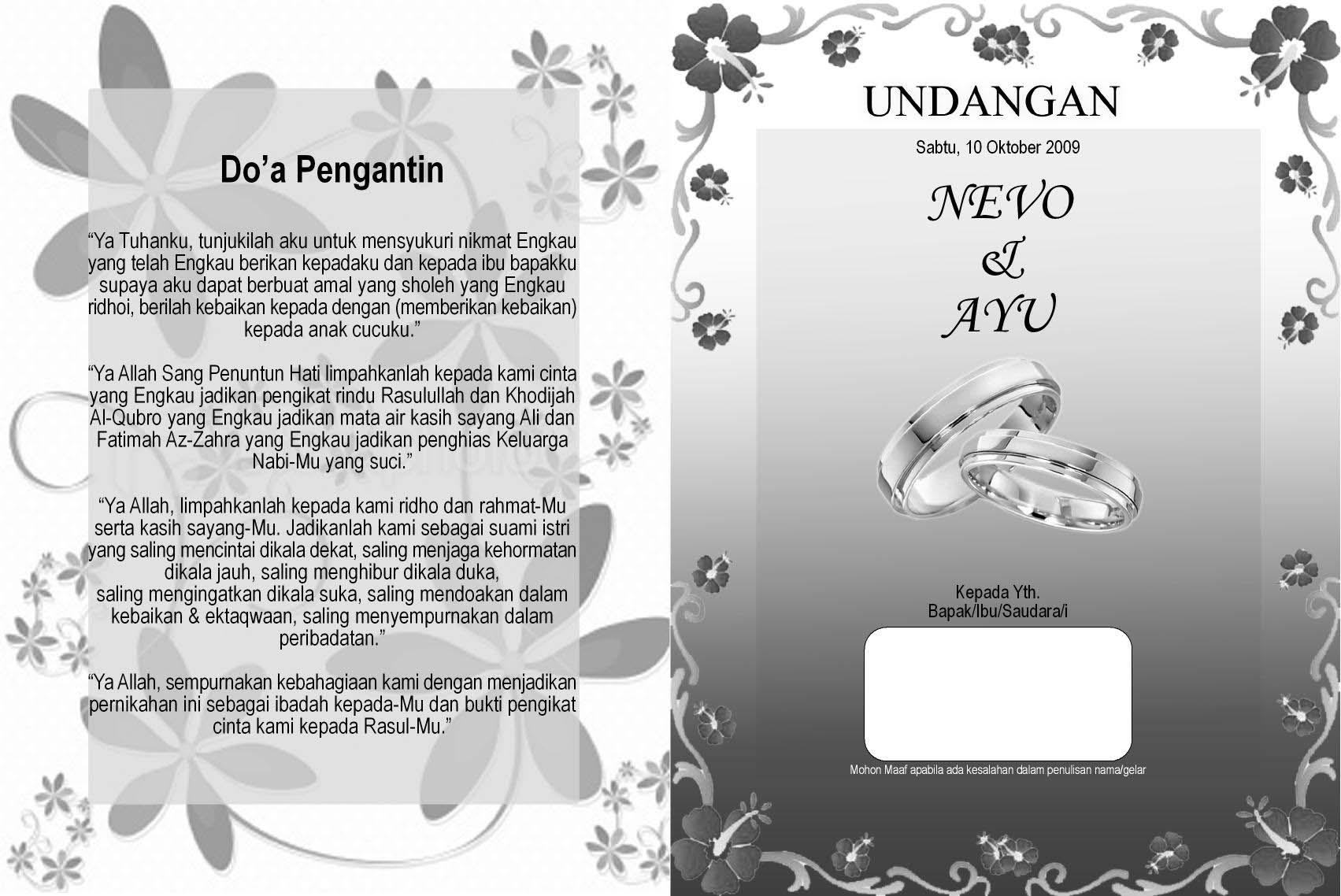 ... 28, 2010 at 1703 × 1138 in Kartu Undangan Pernikahan / Wedding Card